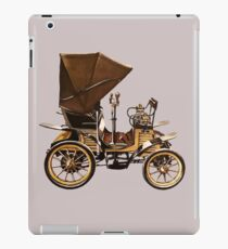 OLD TIMEY CAR iPad Case/Skin