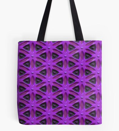 Passion for Purple Design by Julie Everhart Tote Bag