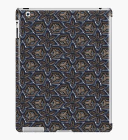 Metallic Flowers by Julie Everhart iPad Case/Skin