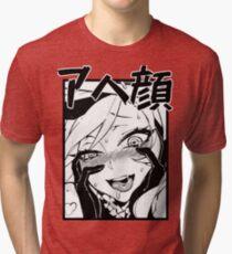 a h e g a o ( ͡° ͜ʖ ͡°) Tri-blend T-Shirt
