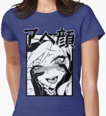 a h e g a o ( ͡° ͜ʖ ͡°) Womens Fitted T-Shirt