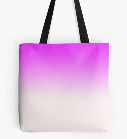 Ombre in Pink by Julie Everhart Tote Bag