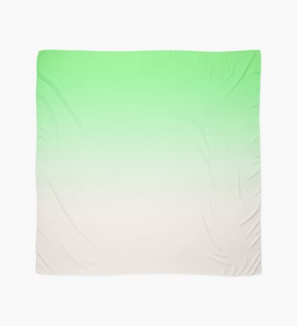 Ombre in Green by Julie Everhart Scarf