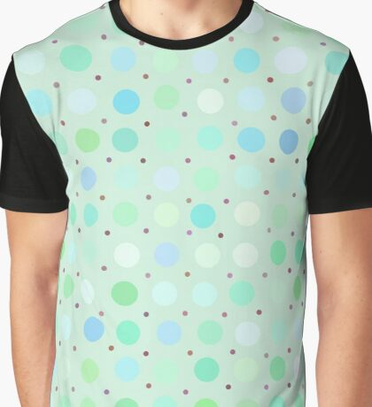 Polka Dots by Julie Graphic T-Shirt