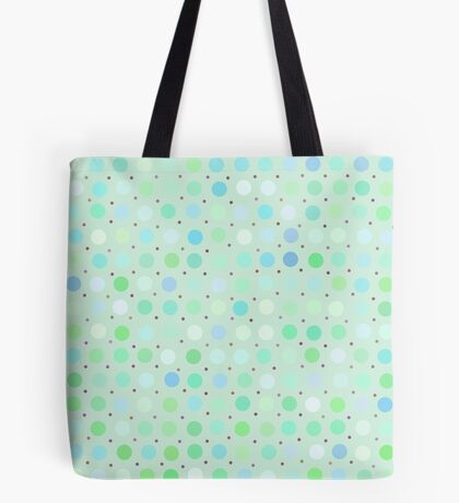 Polka Dots by Julie Tote Bag