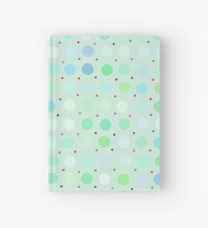 Polka Dots by Julie Hardcover Journal