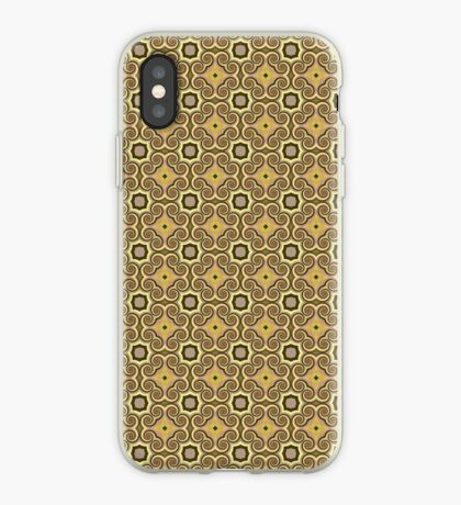 Vintage Curls by Julie Everhart iPhone Case