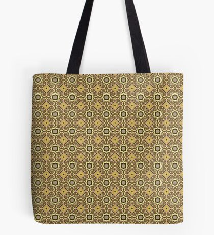 Vintage Curls by Julie Everhart Tote Bag