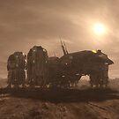 Space Exploration (Design 2) by Delphi
