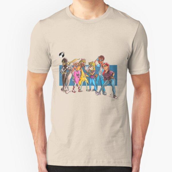 The SolForce Originals 2 Slim Fit T-Shirt
