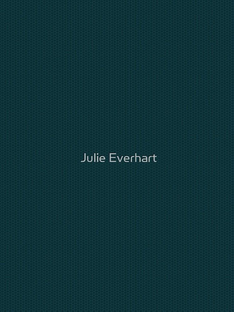 Deep Teal  Weave by Julie Everhart by julev69
