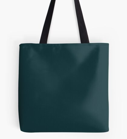 Deep Teal  Weave by Julie Everhart Tote Bag