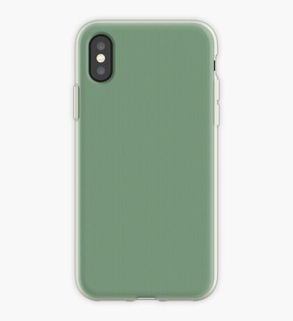 Sage Weave by Julie Everhart iPhone Case