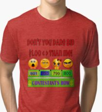 TV Game Show Wear - TPIR (The Price Is...) Tri-blend T-Shirt
