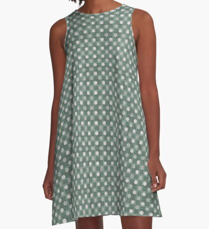 Shades of Gray by Julie Everhart A-Line Dress