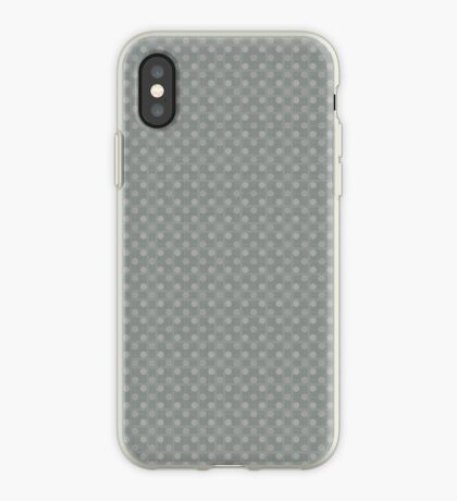 Muted Gray by Julie Everhart iPhone Case