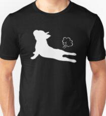 French Bulldog Yoga Exhale T-Shirt