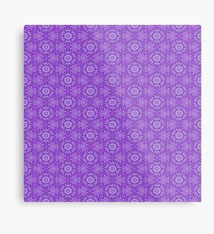 Lilac Splendor Flower Pattern by Julie Everhart Metal Print