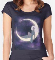 Lunar Goddess Women's Fitted Scoop T-Shirt