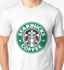 Starbucks coffee logo Unisex T-Shirt