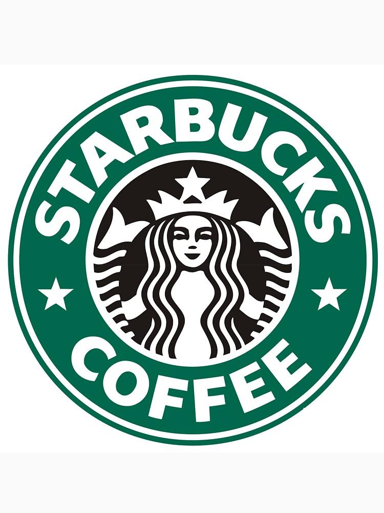 Starbucks coffee logo by Ethanj2