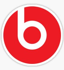 Beats by Dre Sticker