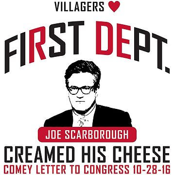 First Dept. Villagers Collection Joe Scarborogh by FirstDept
