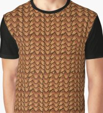 Leaf Layers Graphic T-Shirt