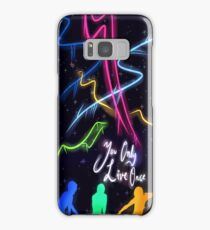 Yuri!!! on Ice YOLO [You Only Live Once] Phone Case Samsung Galaxy Case/Skin