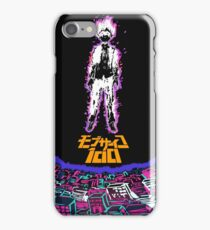 Mob Psycho Phone Case [Black] iPhone Case/Skin