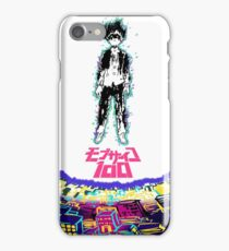 Mob Psycho Phone Case [White] iPhone Case/Skin