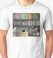Frieda Khalo Pastels Unisex T-Shirt