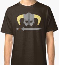 Iron helmet & imperial sword Classic T-Shirt
