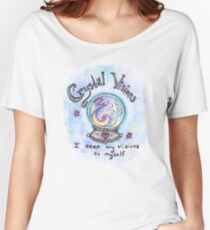 Crystal Visions  Women's Relaxed Fit T-Shirt