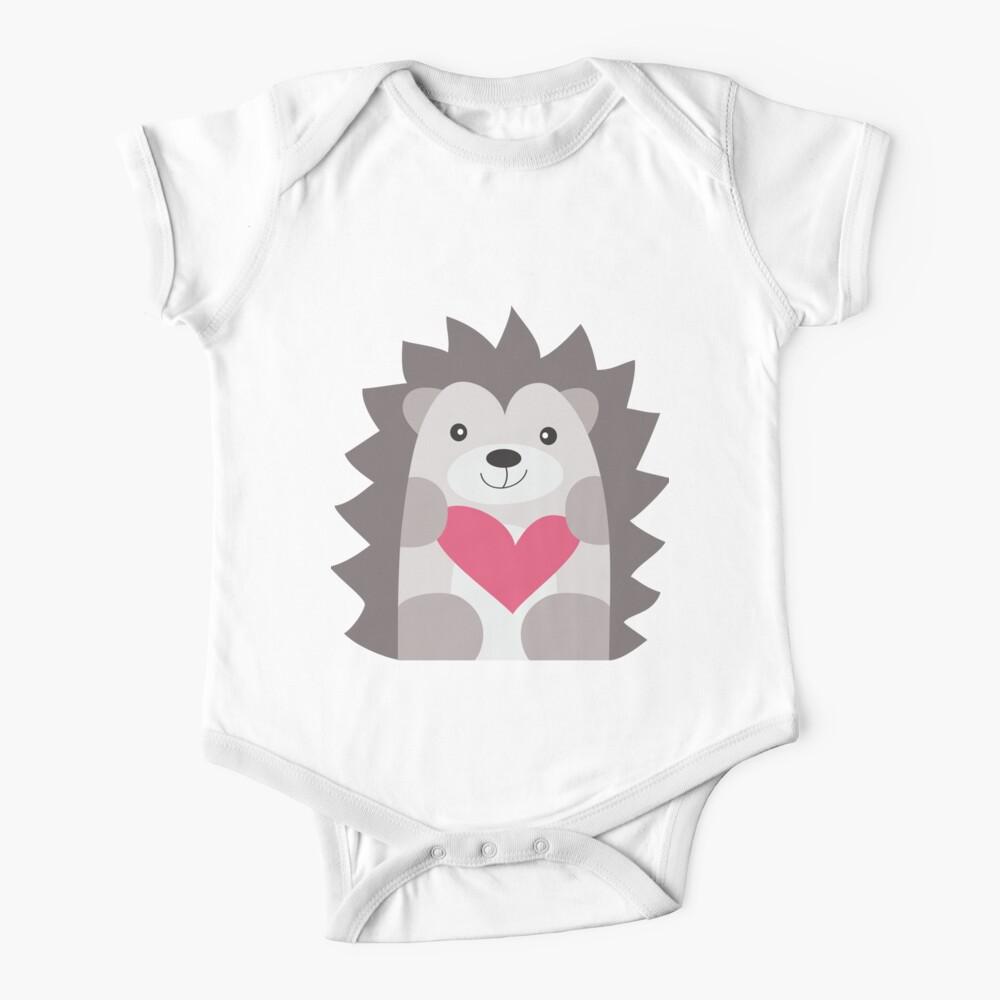 Hedgehog Baby One-Piece