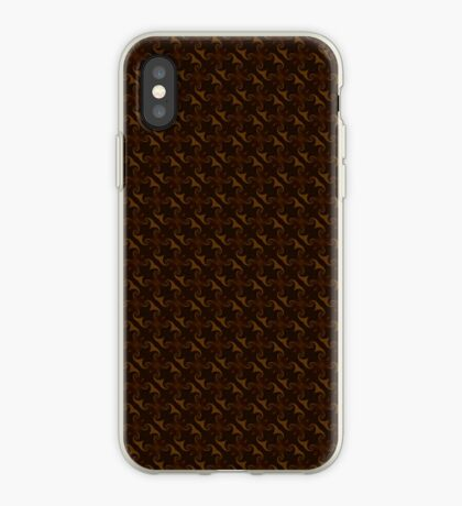 Rich Brown by Julie Everhart iPhone Case