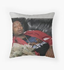 21 savage  Throw Pillow