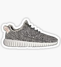 Yeezy Boost 350 Turtle Dove Vector Sticker Sticker