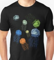Jellyfish Fields Unisex T-Shirt