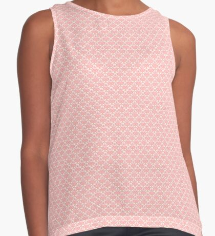 Pale Rose by Julie Everhart Sleeveless Top