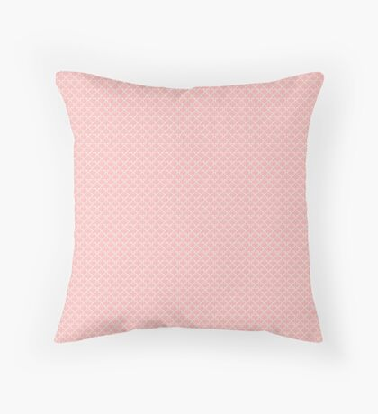 Pale Rose by Julie Everhart Throw Pillow