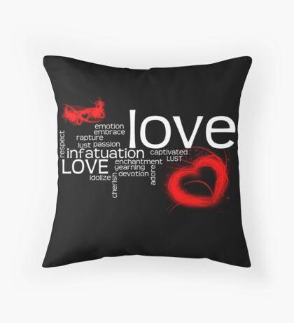 How do you describe it? Throw Pillow