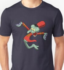 Squidward BAND GEEKS Unisex T-Shirt