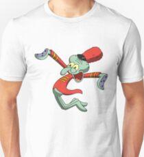 Squidward BAND GEEKS Unisex T-Shirt