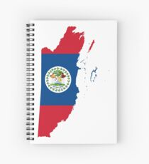 Belize Spiral Notebook