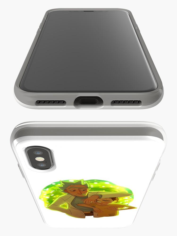 Alternate view of Rick and Morty iPhone Case & Cover