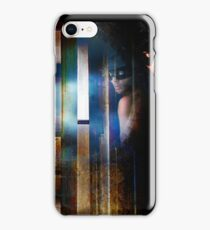 Wolf at the Door iPhone Case/Skin