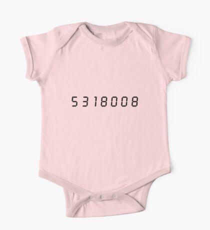 5318008 (Black) Kids Clothes