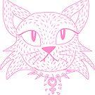 Feminist Cat by katrinawaffles