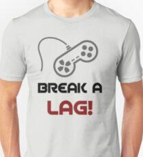 Break A Lag! Unisex T-Shirt
